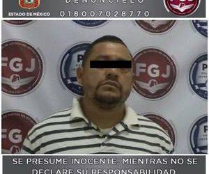 Asegura Fiscalía a presunto Líder de Grupo de Tepito