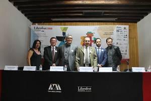 Bolivia y Puebla, invitados en Librofest