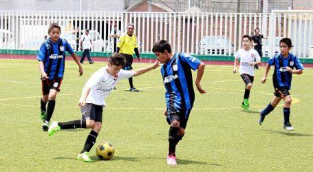 El 1º. Arranca torneo juvenil de futbol