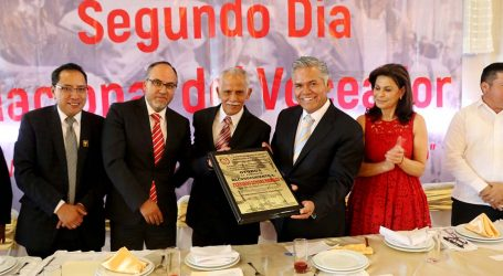 Celebran en Toluca el 2º. Día Nacional del Voceador