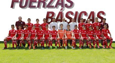 Nuevo reto para Toluca Sub 13