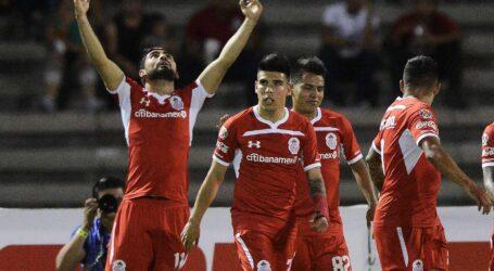 Dos goles de Escoto le dieron empate al Toluca en Juárez