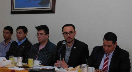 +6 aspirantes en Derecho; Morena, PAN y PRD inconformes