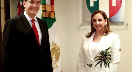 + En Busca de un Liderazgo Auténtico, el Priismo Mexiquense