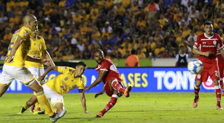 Triunfo con jerarquía, el de Toluca ante Tigres, 2-1