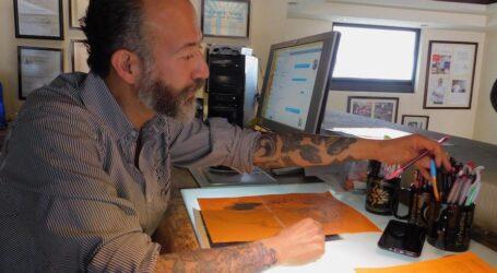 El tatuaje no hace ni deshace, simplemente te proyecta ante la sociedad: Eduardo Betancourt