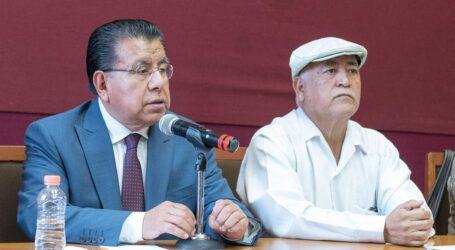 APOYARÁ VALENTÍN GONZÁLEZ REVISAR DISPOSICIONES Y PROGRAMAS EN MATERIA EDUCATIVA