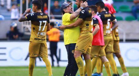 Logran Dorados de Maradona victoria en Zacatepec, 1-0