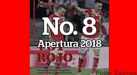Voy Rojo – Diablomanía no.8A2018