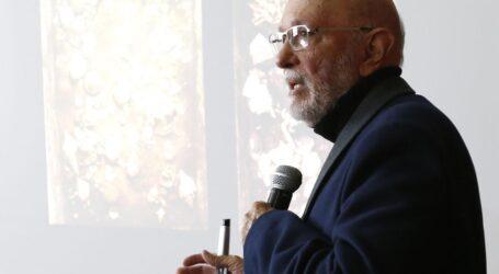 Eduardo Matos dictó conferencia en la UAEM