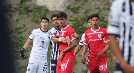 Se define en la vuelta Toluca sub 20, perdió