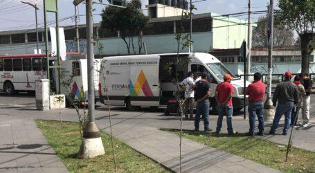 +Carreño, David y FCE; cierran Sagarpa; protestan policías