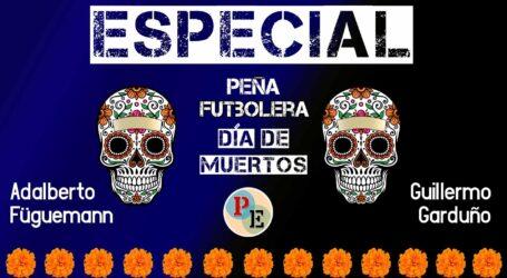 Peña Futbolera Ep.29 Especial Día de Muertos