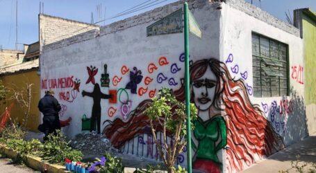 ORGANIZAN JORNADA CONTRA LA VIOLENCIA CONTRA LA MUJER EN ECATEPEC