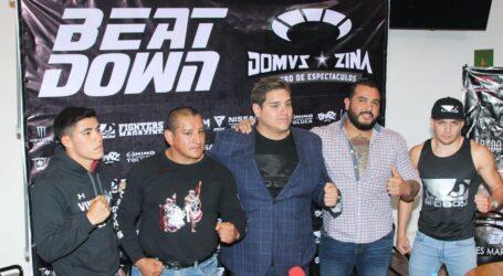 """""""El Toluco"""" vs """"El Cuate"""" en Beat Down"""
