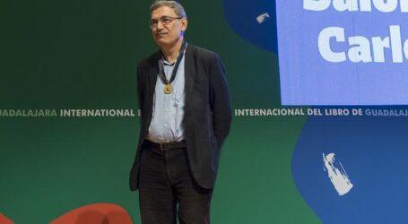 """""""Soy un escritor feliz"""": Orhan Pamuk"""