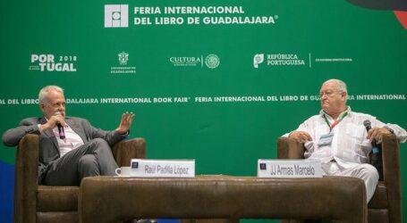 El Premio Bienal de Novela Mario Vargas Llosa se instala en Guadalajara