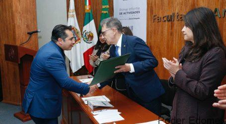 UAEM implementará doble titulación con la Universidad de Chile