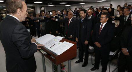 JESÚS PADILLA ZENTENO, NUEVO PRESIDENTE DE LA FUNDACION POLITECNICO