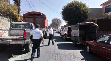BUSCA METEPEC DISMINUIR INCIDENCIA DELICTIVA CON POLICÍA DE BARRIO