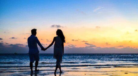 5 playas para pasar San Valentín con tu pareja
