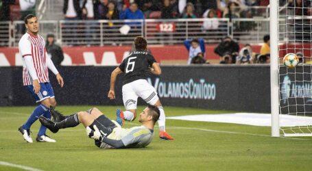 Con la complicidad de Paraguay, México derrotó a guaraníes 4-2