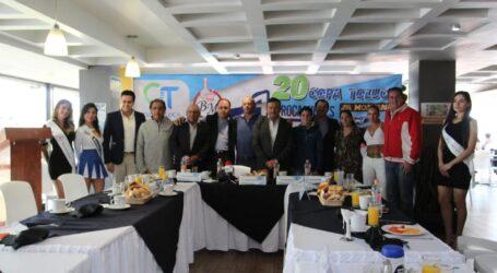 EN EL CLUB TOLUCA, XX COPA TOLUCA DE TENIS