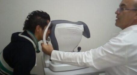 ATIENDEN EN ISSEMyM GLAUCOMA CON PRUEBAS OFTALMOLÓGICAS