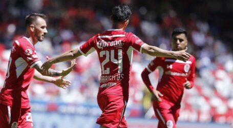 Así ganó el Toluca al Veracruz, 3-1 – Galería