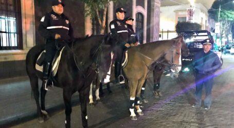 Mucha seguridad en Festiva Toluca con la detención de 10 personas