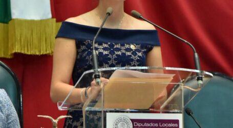 ELIGEN POR UNANIMIDAD A MARIANA URIBE COMO PRESIDENTA DE LA LEGISLATURA MEXIQUENSE