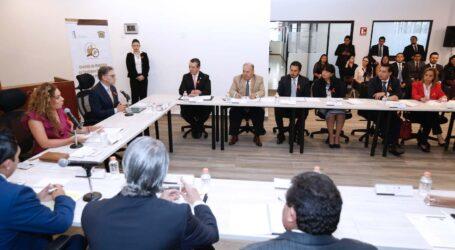 Alfredo Barrera asumió presidencia del Comité de Registro de Testigos Sociales