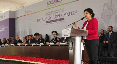 RECUERDAN EL CIX ANIVERSARIO DEL NATALICIO  DEL EX PRESIDENTE, ADOLFO LÓPEZ MATEOS