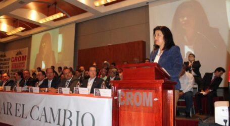 REAFIRMAN EDOMÉX Y CROM ALIANZA LABORAL EN BENEFICIO DE LA CLASE TRABAJADORA