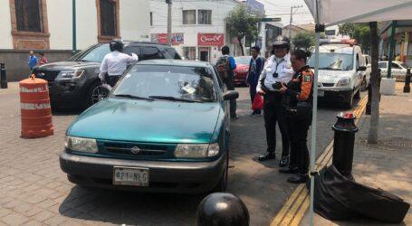 Operativo emergente de verificación:  19 unidades al corralón; tres taxis