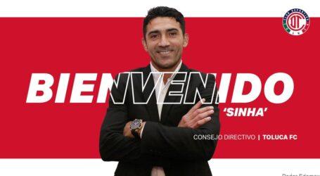 """BIENVENIDO """"SINHA""""  AL CONSEJO DIRECTIVO"""