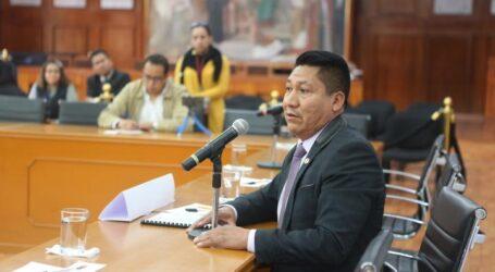 Cotos de poder y conflicto de interés en Poder Judicial: Alfredo González