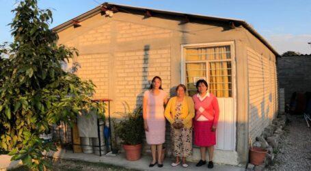Testigos de Jehová voluntarios han reconstruido más de 600 casas a damnificados de los terremotos en México