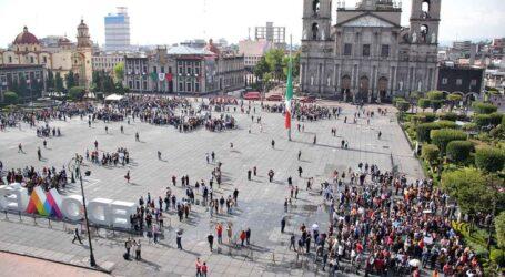 PARTICIPAN 6 MILLONES DE MEXIQUENSES DE 9 MIL INMUEBLES EN MACRO SIMULACRO