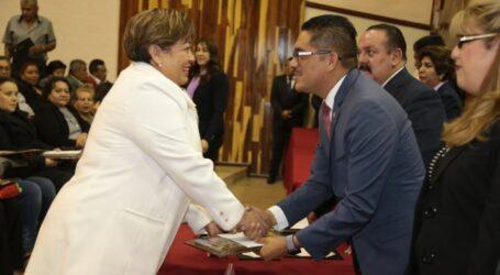 """""""Nuestro empeño está intacto, seguiremos trabajando por los jubilados y por toda la Base Magisterial"""": Manuel Uribe"""