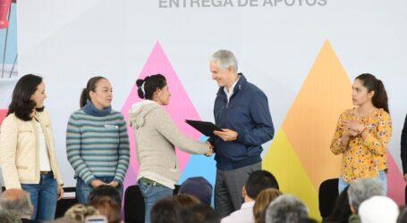 EN MARCHA PROGRAMA HECHO EN EDOMÉX, PARA FORTALECER LA PRODUCCIÓN DE ARTESANÍAS MEXIQUENSES