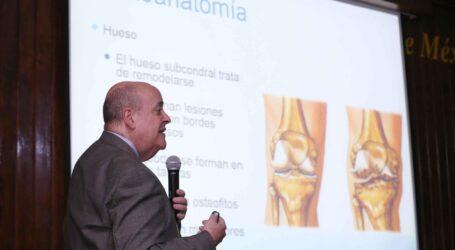 Osteoartritis afecta a 53 por ciento de población mundial de 60 a 80 años de edad