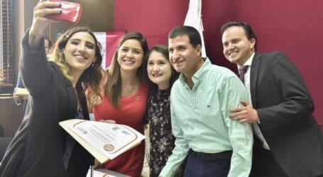RECONOCE JUAN MACCISE APORTACIONES DE LOS JÓVENES A UNA MEJOR SOCIEDAD