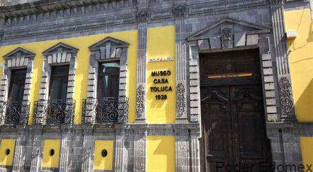 DESAPARECEN MUSEO DE NUMISMATICA, INVENTAN MUSEO CASA TOLUCA 1920