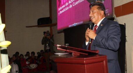 Edomex debe contar con presupuesto participativo: Faustino de la Cruz