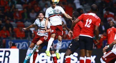 México 2-0 Trinidad y Tobago