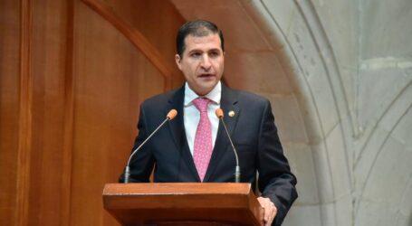 PROPONE JUAN MACCISE DECLARAR AL 2020 'AÑO DEL 80 ANIVERSARIO LUCTUOSO DE ANDRÉS MOLINA ENRÍQUEZ'