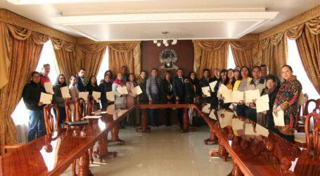 Cuentan maestros del SMSEM con apoyo para vivienda