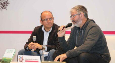 Ganadores de premios internacionales de Narrativa y Poesía de UAEM se presentaron en FILEM