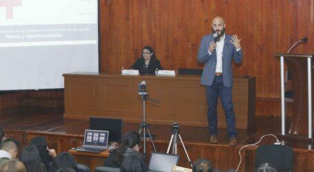 Ofrecer innovación tecnológica, reto de México en materia económica